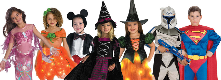 Find the cheapest Halloween costume for kids | The Cheapest