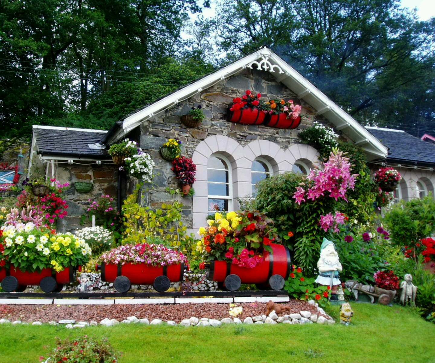 Cheap Ways To Do Your Garden: Cheapest Ways To Make Your Garden Beautiful